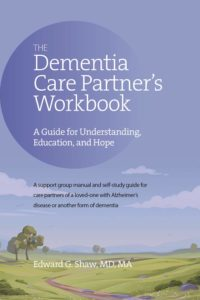 Dementia care partner workbook